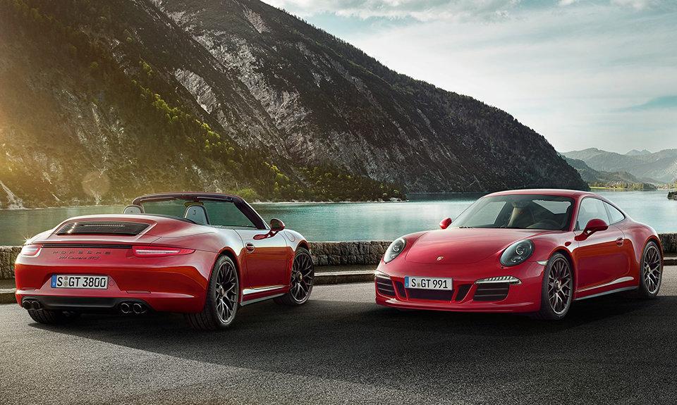 Готовьте деньги: новый Porsche 911 Carrera GTS