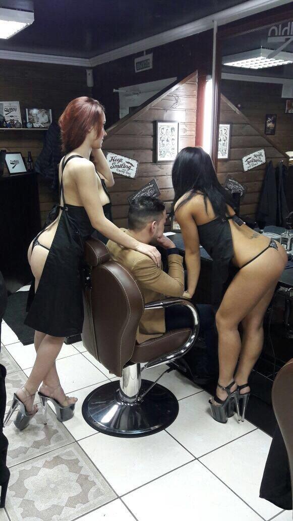 Интим парикмахерские фото