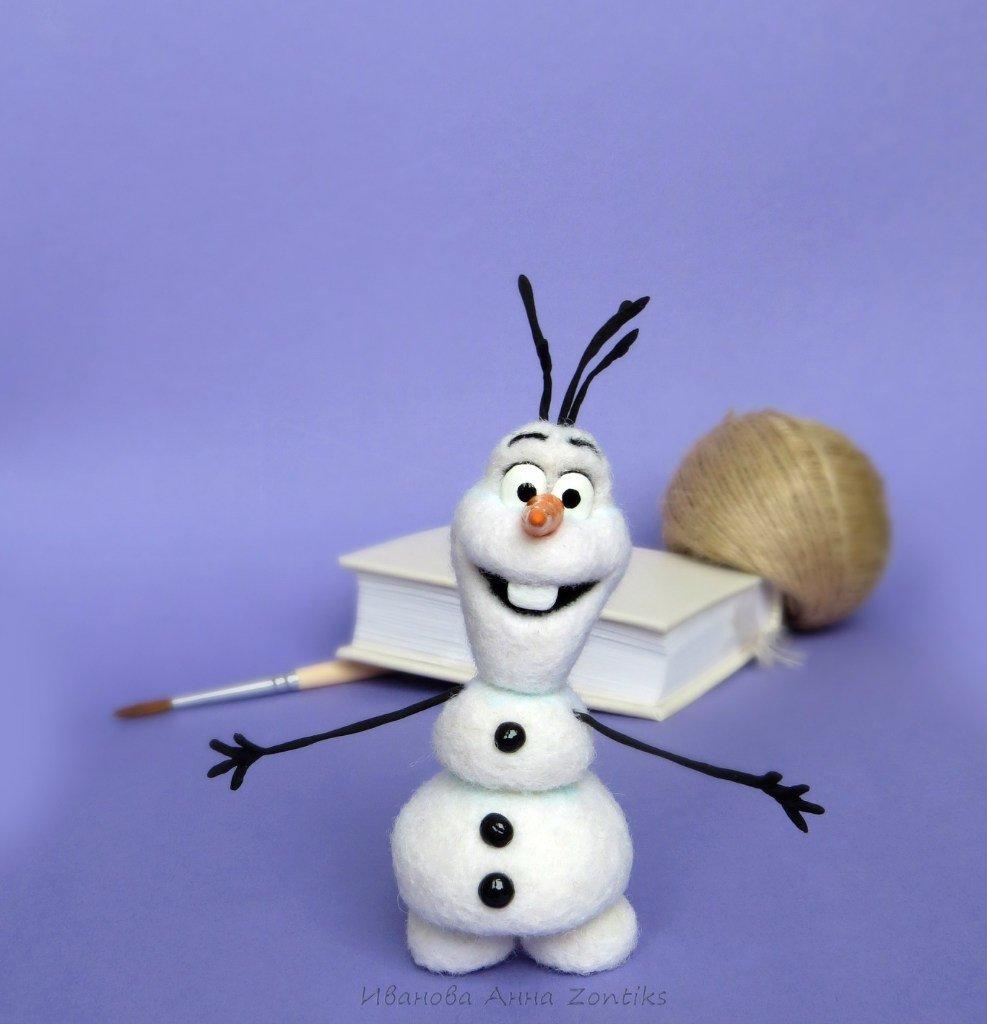 Обои Холодное сердце walt disney Frozen olaf снеговик