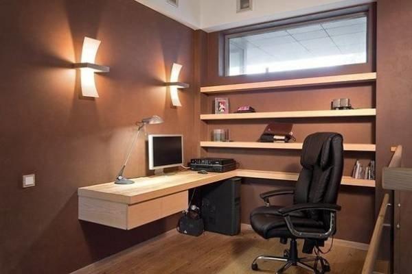 Рабочее место должно быть уютным и вдохновляющим, особенно, если вам приходится трудиться дома.