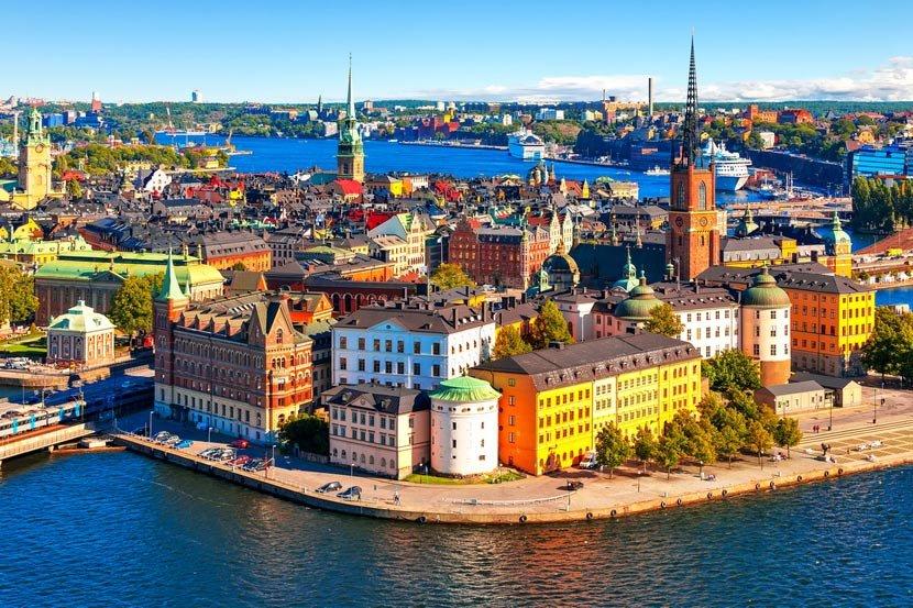 Четыре скандинавские столицы: Хельсинки-Стокгольм-Осло-Копенгаген от 21600 рублей