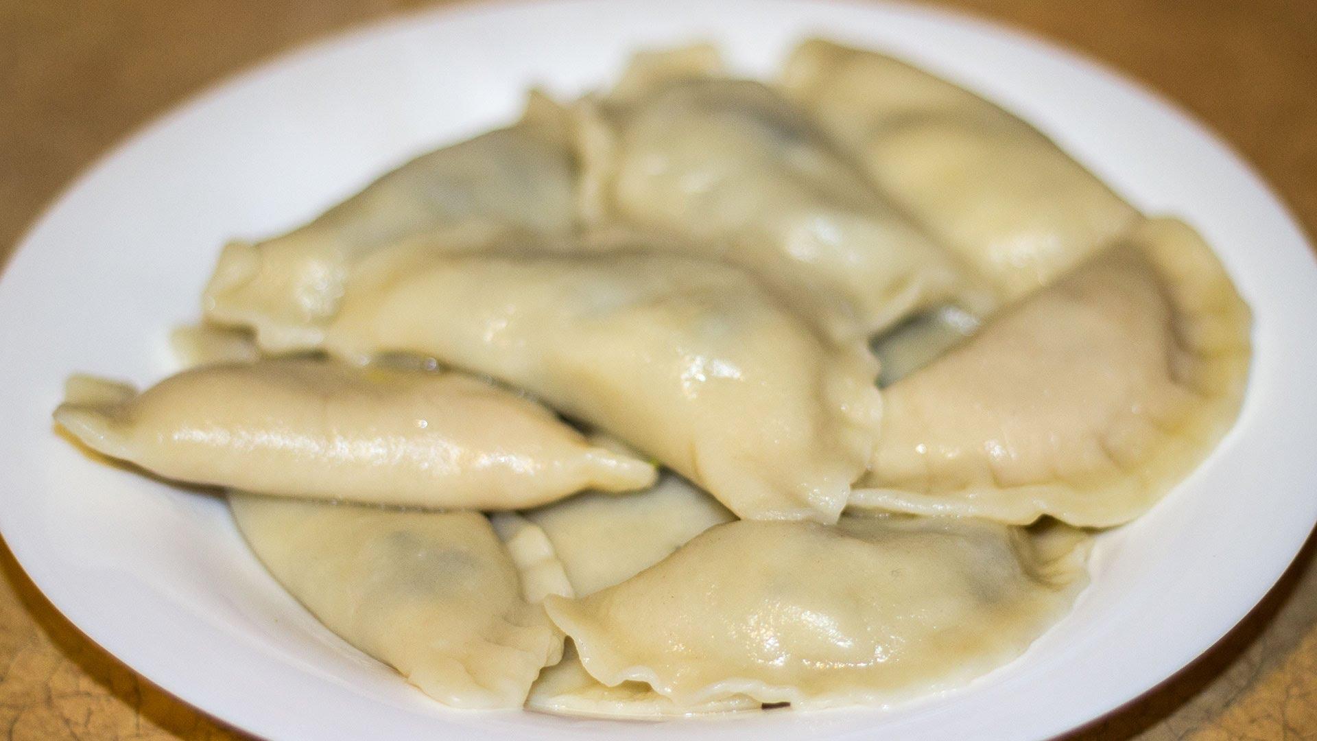 вареников с картошкой рецепт с фото пошагово