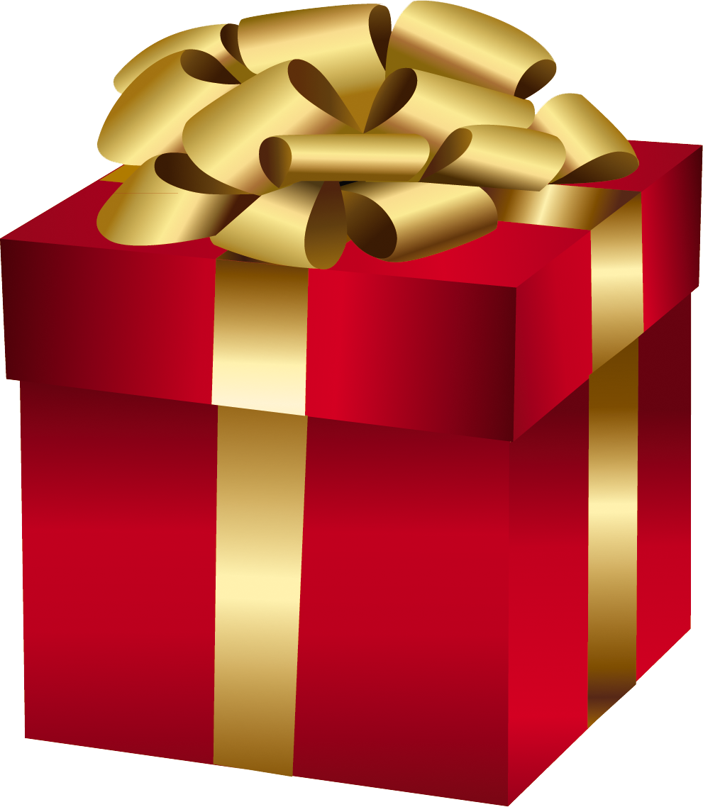 Подарки в пнг формате