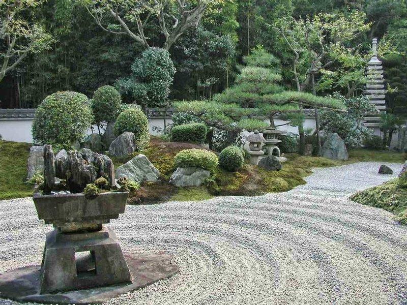 Японские камни