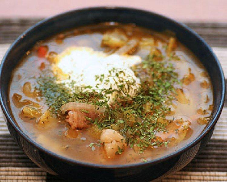 как сварить суп со свежей капустой