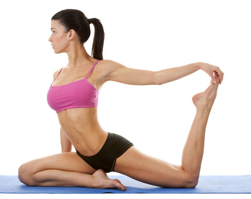 Программы по женскому фитнесу