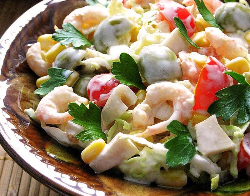 Расскажу, как приготовить креветки с руколой - простое в готовке и очень вкусное блюдо, которое порадует как гурманов, так и просто тех, кто старается питаться полезно и правильно.