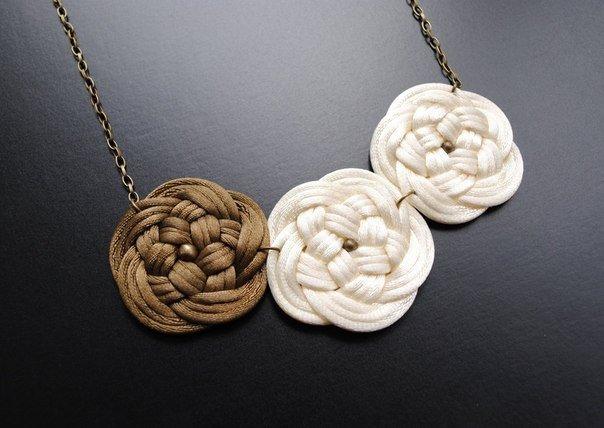 выборе макраме ожерелье самое интересное в блогах отметить, что