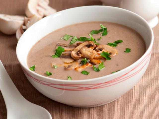 Суп из вкуснейших белых грибов