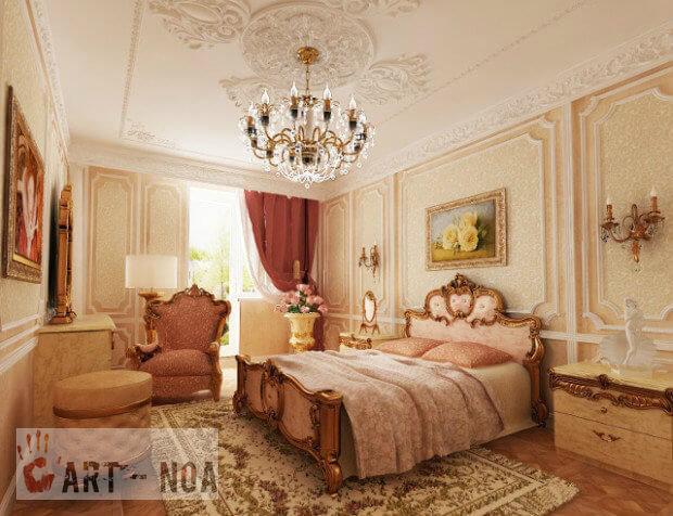 Интерьер в стиле барокко и ампир: идеи, фотографии, характерные черты, варианты отделки, советы по созданию интерьера в квартире
