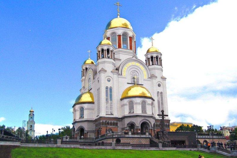 Храм-на-Крови Екатеринбург, Святой квартал, 1.