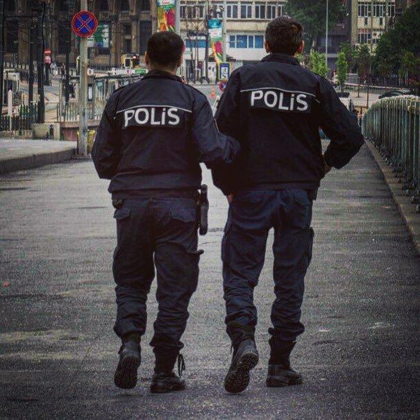 #Istanbul #police #Turkey  Police in Istanbul. Полиция в Стамбуле :)