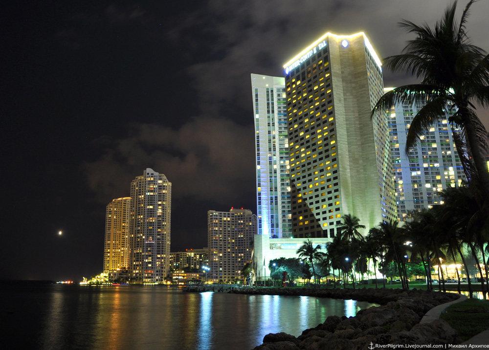 фотообои паруса майами ночью фото отличается