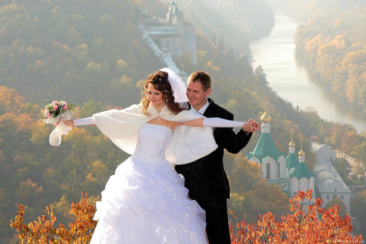 Как делаются красивые свадебные фотографии