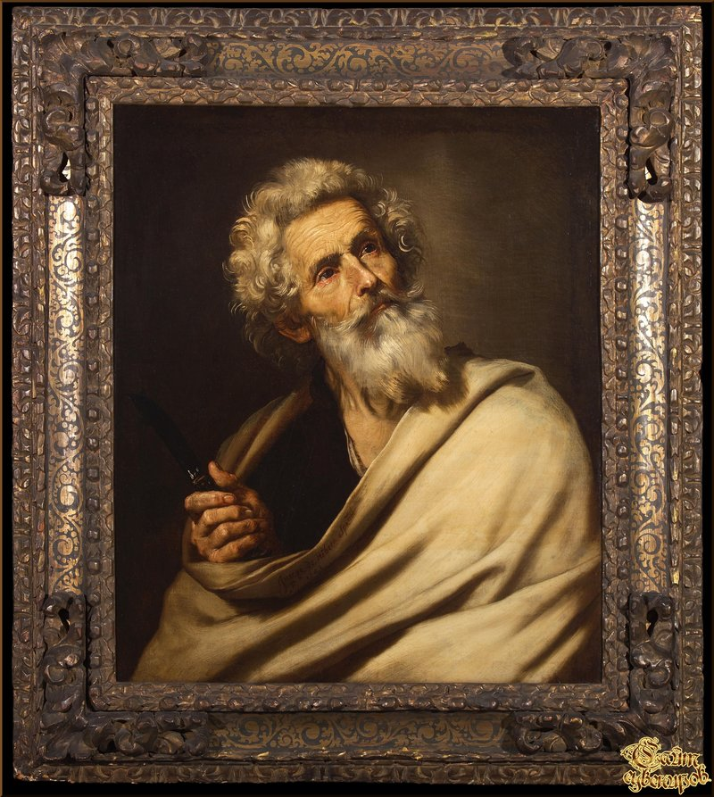 Jusepe de Ribera, Circle of, картины, репродукция сувенир.сайт
