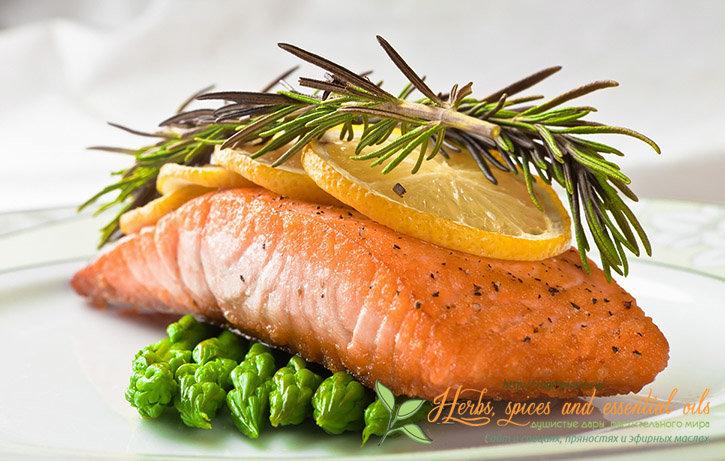 Как применять розмарин в кулинарии, чтобы получить вкусное и ароматное блюдо, секреты шеф-поваров, особенности применения, сочетаемость специй