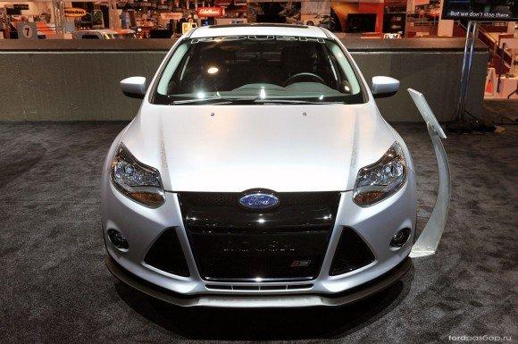 Тюнинг Ford Focus