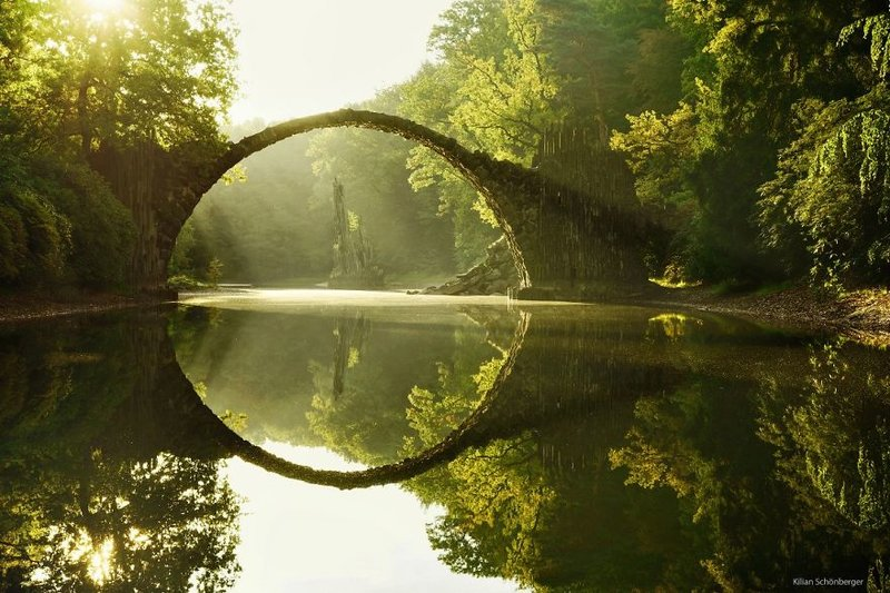 Мост Ракотц, Германия