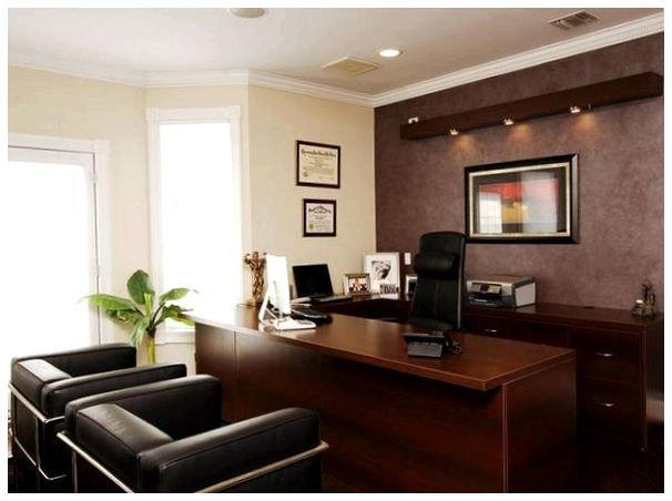 Дизайн рабочего кабинета в квартире, на балконе, загородном доме ... Тем, кому импонирует обычность, практичность, комфорт, нужно посмотреть на модерн, так оформить кабинет.