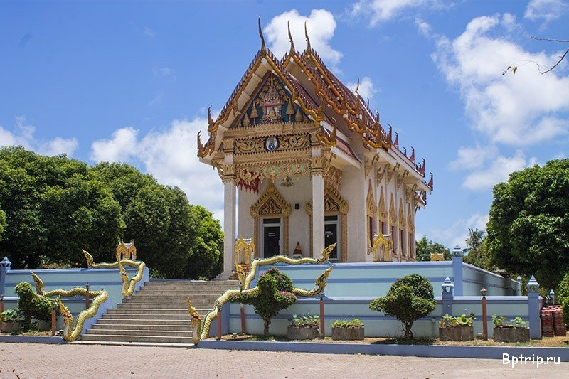 Мумифицированный монах Самуи Тайланд, буддийский храм Ват Кунарам ... буддийские-храмы-мира