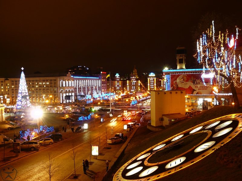 Незабываемое место в Киеве