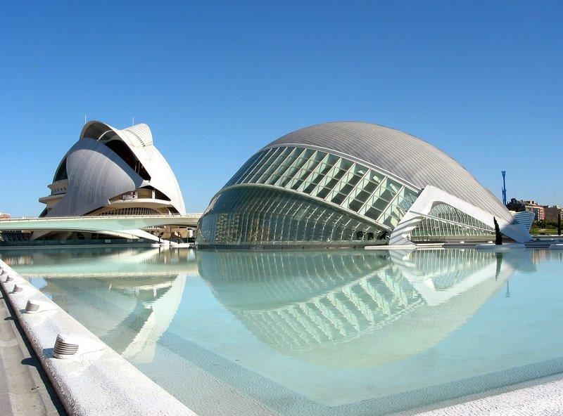 Город искусств и наук (Валенсия)