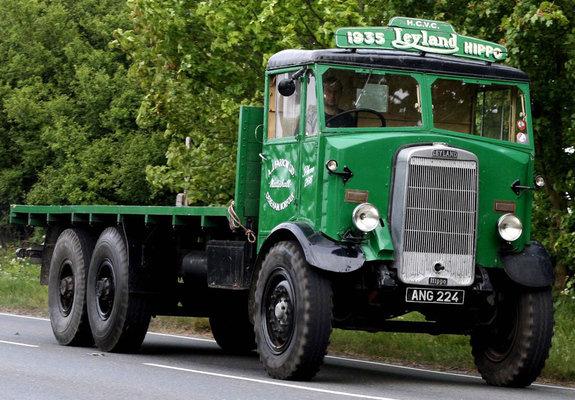 Leyland Hippo TSW3