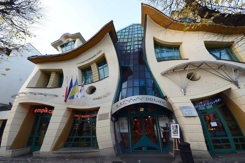 самые необычные здания в мире / these unusual buildings - YouTube