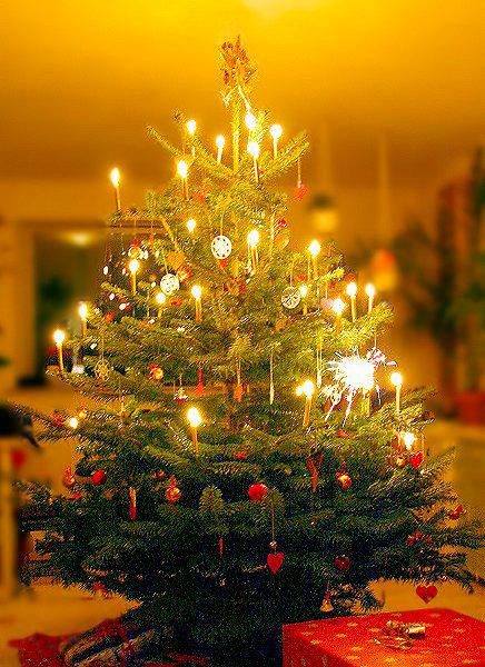 Рождество в Швейцарии