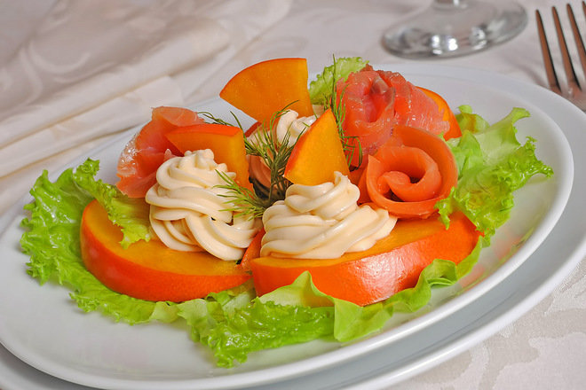 Рецепты экзотических салатов с фотографиями