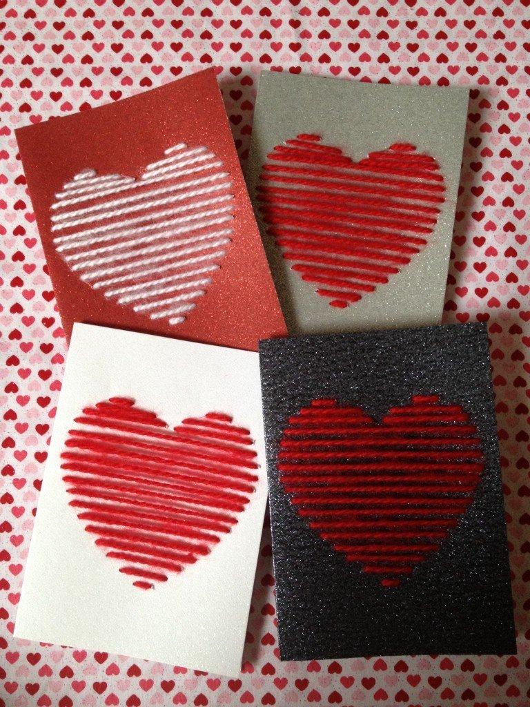 Открытки день, открытка на день влюбленных своими руками маме