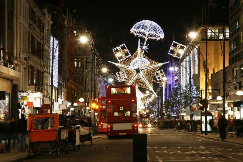 Провести рождественские каникулы и Новый 2016 год в Лондоне — предел детских мечтаний!