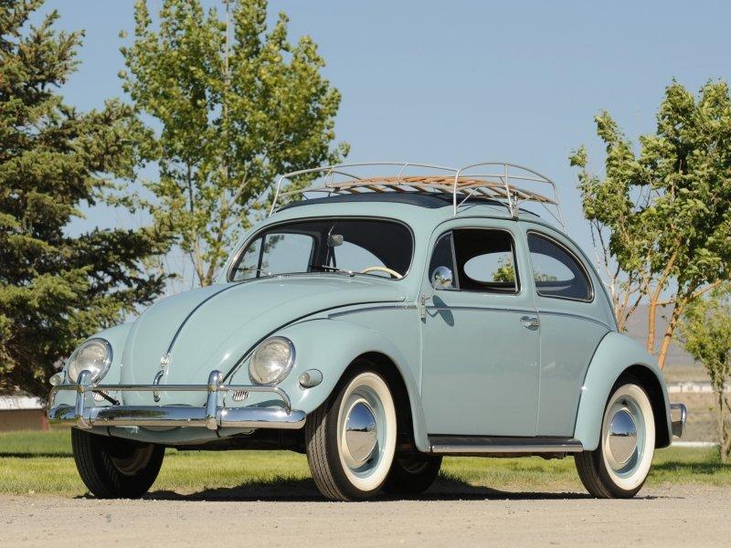 1953–57 Volkswagen Beetle