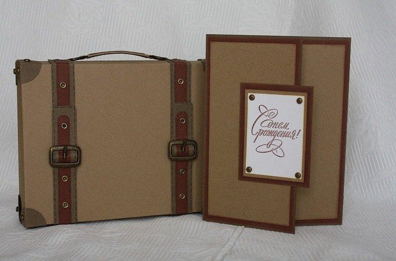 Открытка из папки, открытки