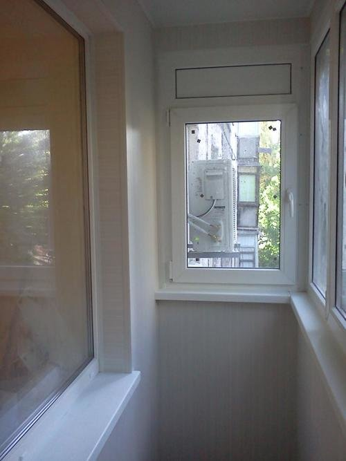 """Простое оформление балкон в хрущевке """" - карточка пользовате."""