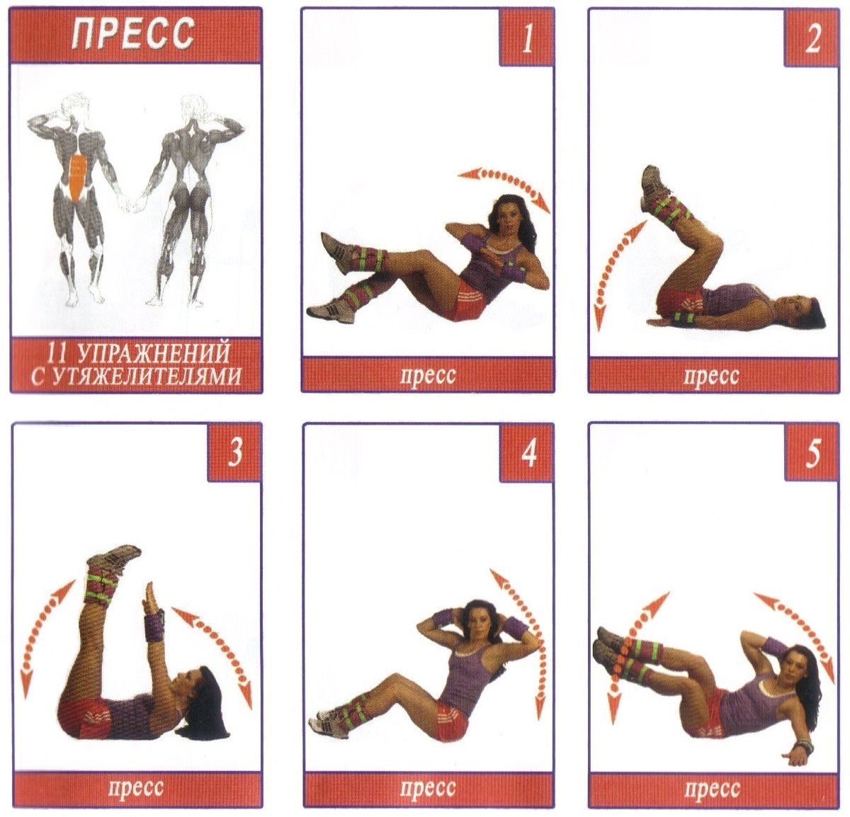упражнения для рук и пресса в картинках изначально неокрашенный