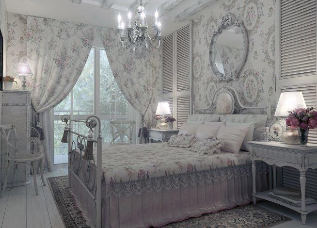 оформления спальни