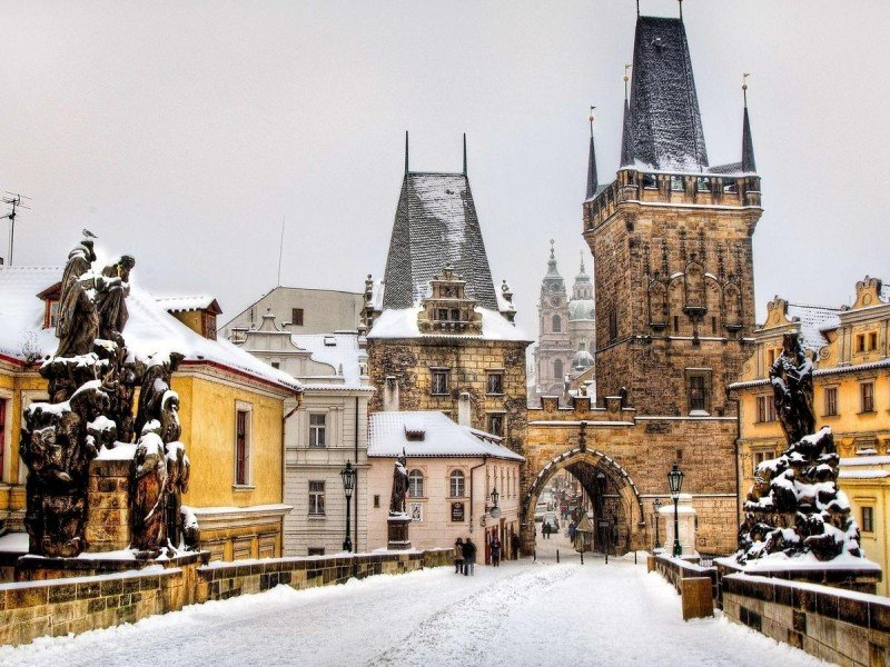 Не секрет, что эти два дня в году самые ожидаемые как для Чехов так и для русских туристов.