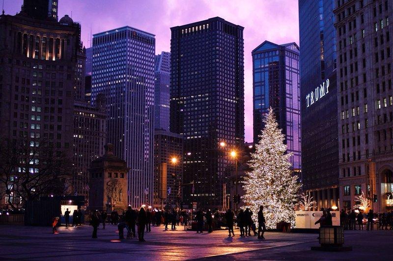 Развлечения и праздничные мероприятия в Чикаго