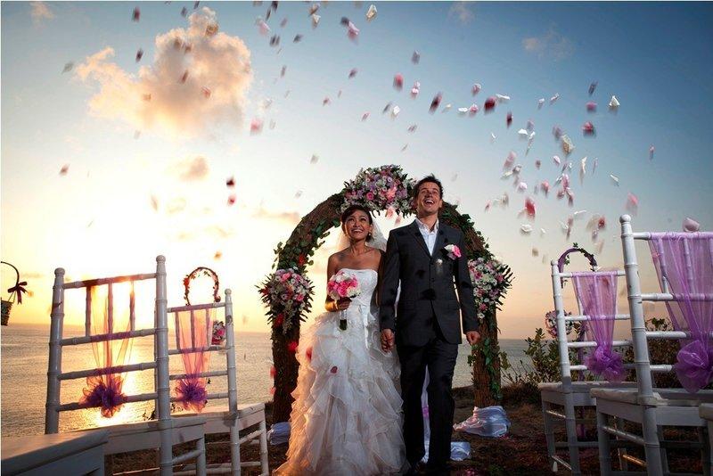 Фото с обычных свадеб