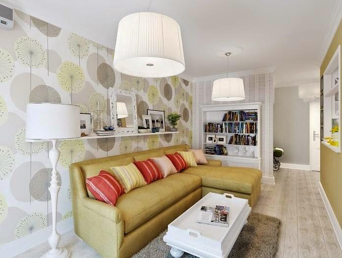 Функциональный дизайн квартиры в светлых тонах