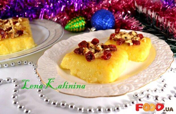 Десерты из манки рецепты с фото