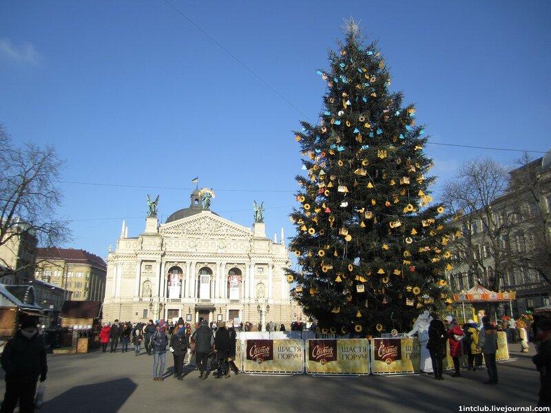 Это четвертая часть отчета о поездке во Львов. Вы также можете ознакомиться с первой , второй и третьей частями. В данной части покажу Вам небольшую часть…