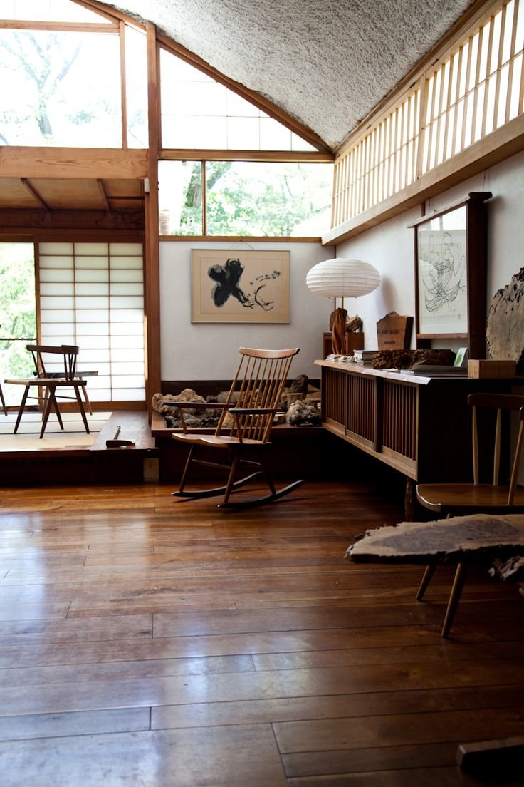 Функциональный японский дизайн