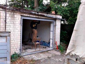 Изготовление металлических ворот в гараж реутов куплю гараж