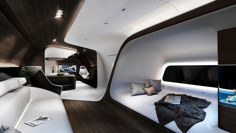 Бизнес дизайн интерьеров будущего