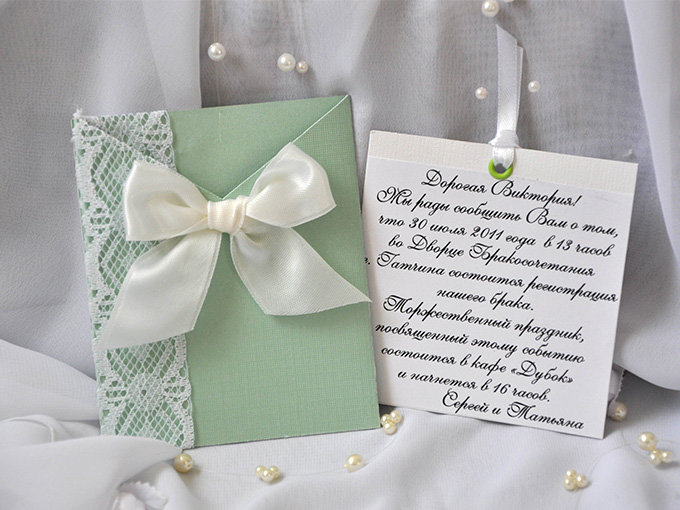 Бабушка, подписывают ли открытки на свадьбу