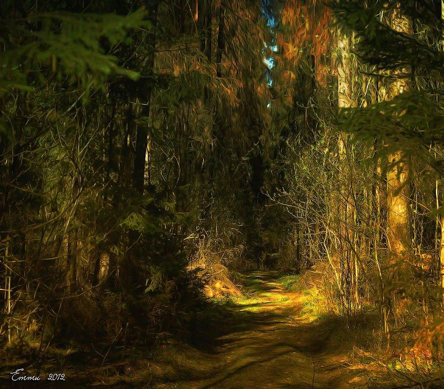 крылов сказочный лес фотографии конечно же