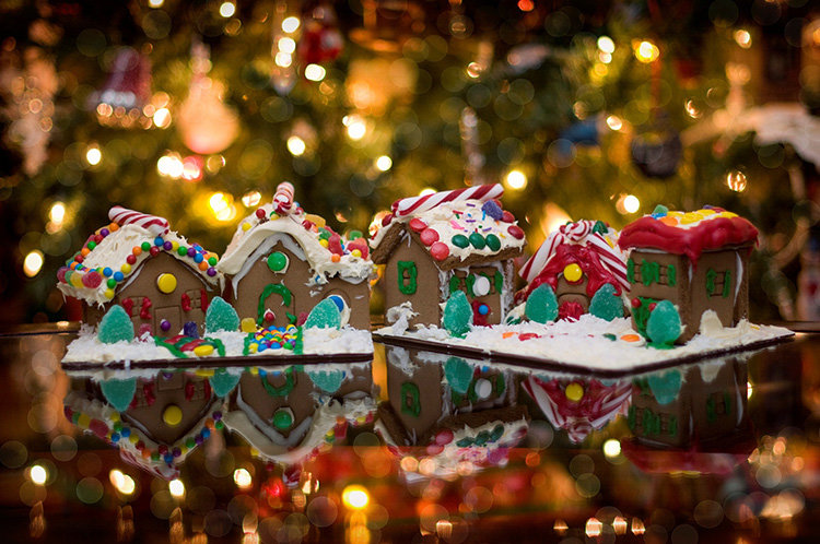 Новый год и Рождество в Дании - Копенгаген