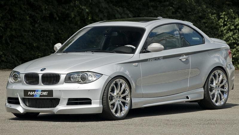 Hartge BMW 135i Coupe (E82)